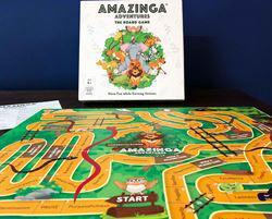 Amazinga Adventures - The Board Game